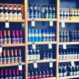 bottles of lovely booze