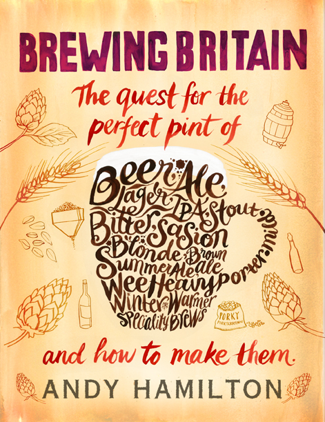 Brewing Britain - Front cover