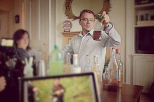 Andy Hamilton Wild foraged cocktail designer