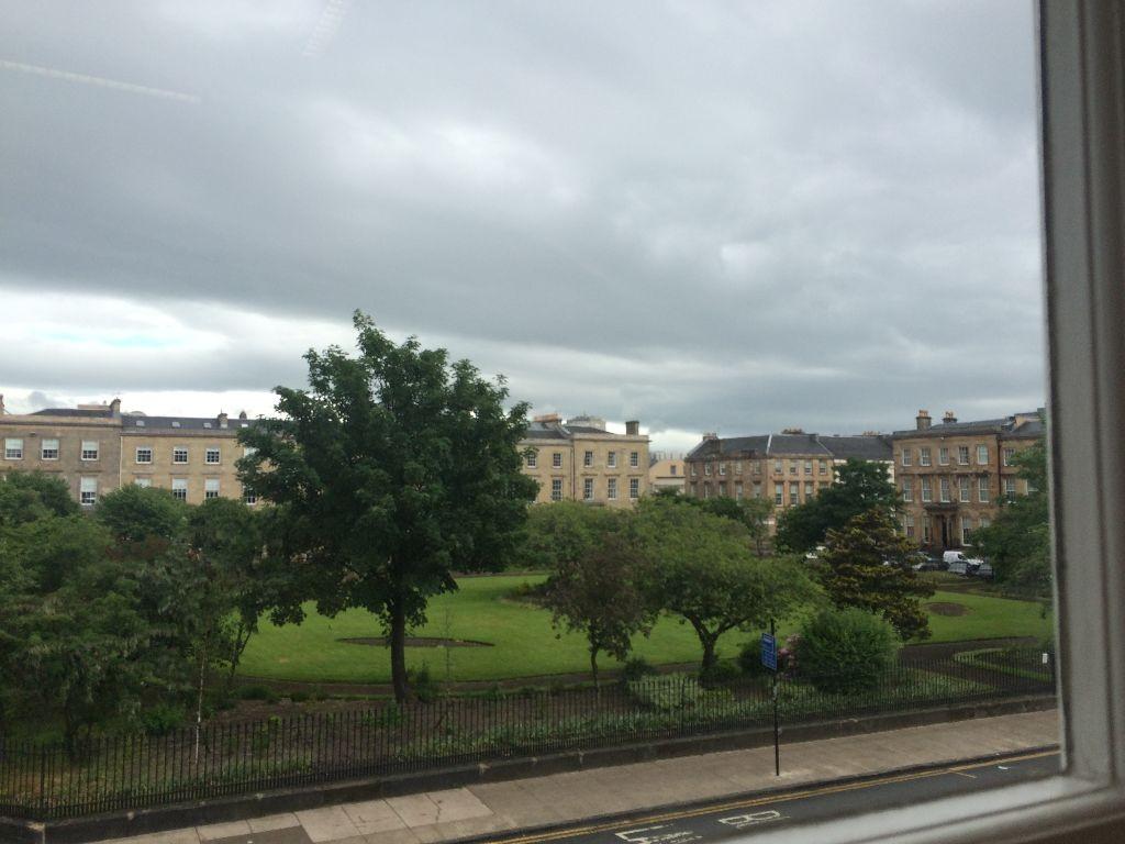 Mid Summer in Glasgow