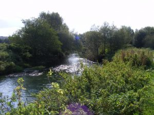 a posh river