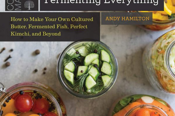 Front cover Andy Hamilton fermenting everything